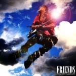 FRIENDS DVD付き初回盤(2009発売)長渕剛