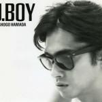 J.BOY(1990発売)浜田省吾